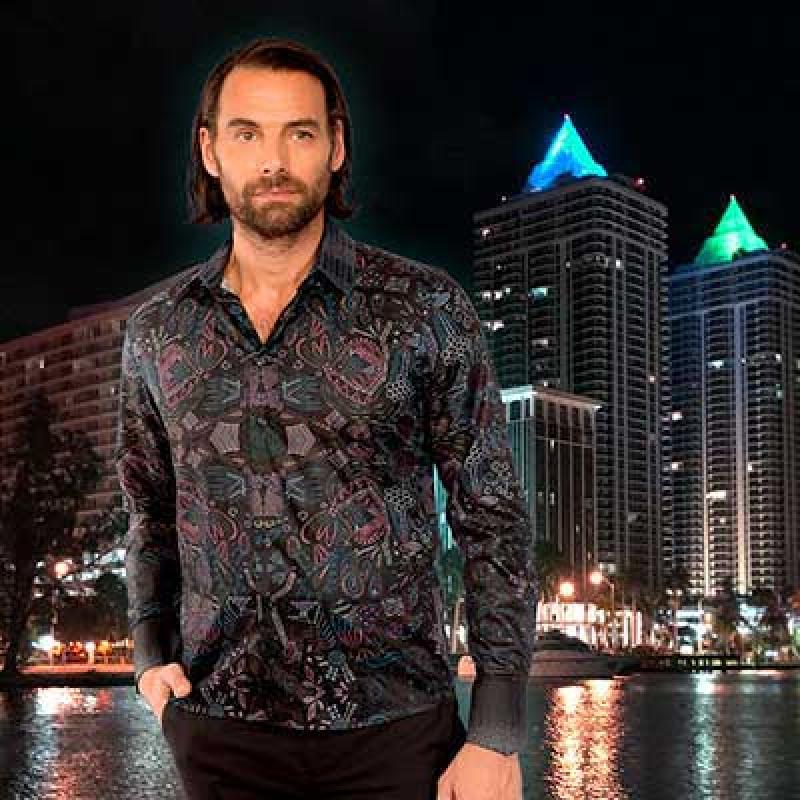 DARK GERMENS BUTTON SHIRTS