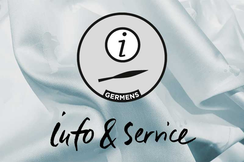 Germens Onlineshop information & service