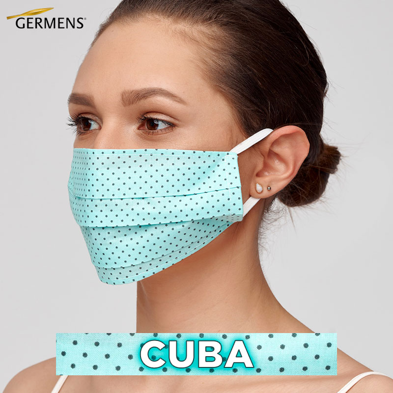 GERMENS Mouth and nose masks CUBA