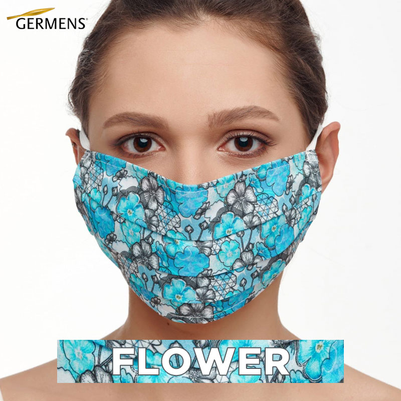 GERMENS Mouth and nose masks PATTERNED