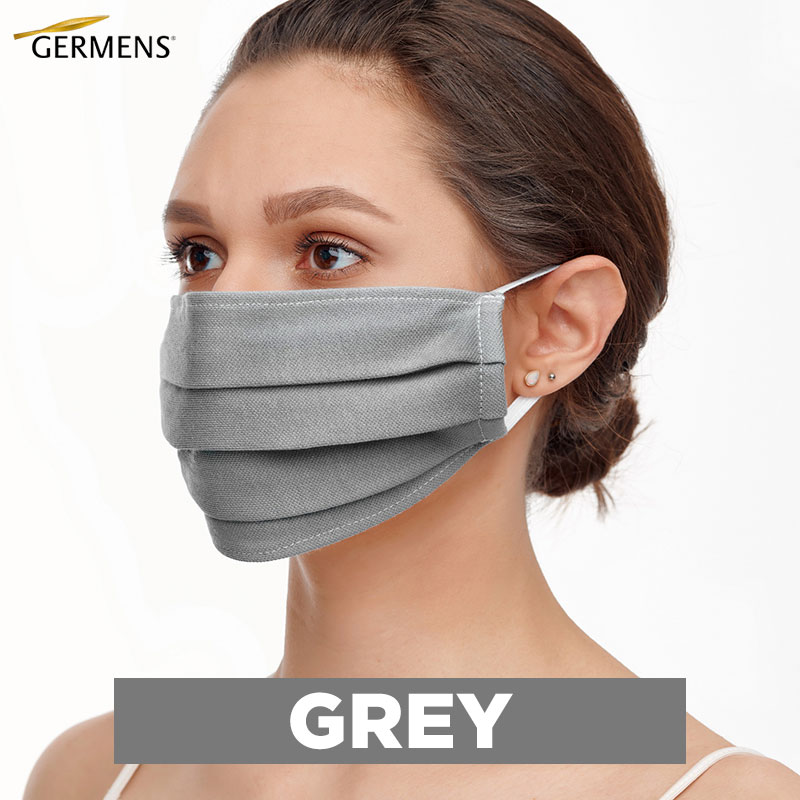 GERMENS Mouth and nose masks GREY