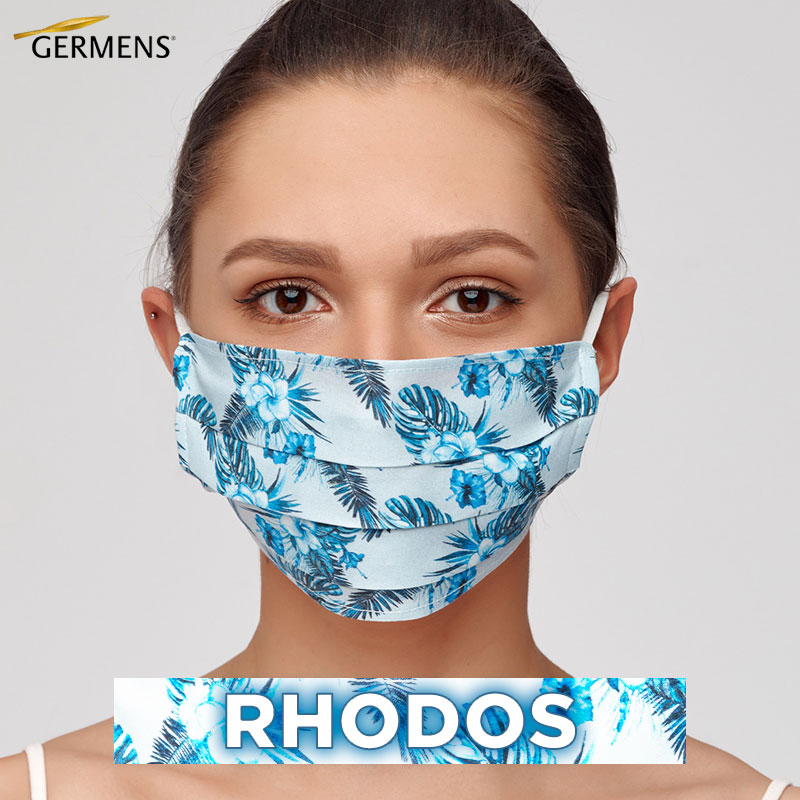 GERMENS Mouth and nose masks RHODOS