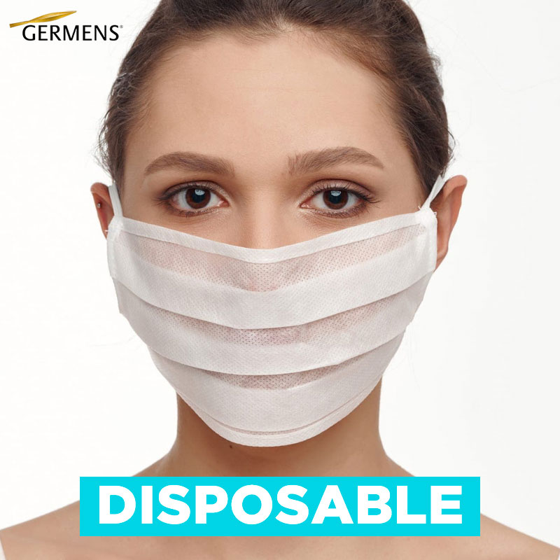 GERMENS Mouth and nose masks DISPONABLE
