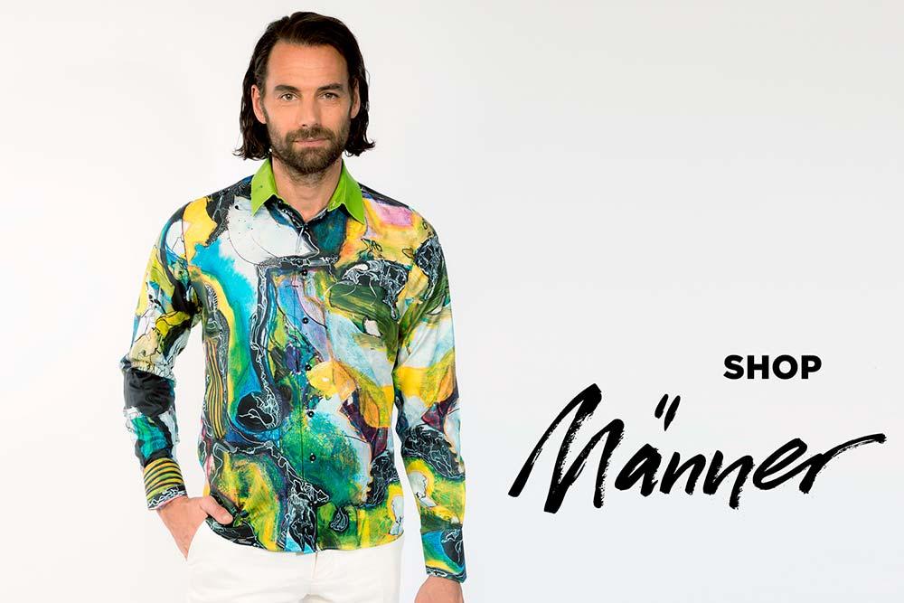 fd085763f73231 GERMENS - Extravagante Hemden und Blusen - außergewöhnliche T-Shirts ...