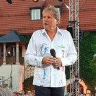 Bernhard Brink im Germens Hemd Geror + Gregor in Klaffenbach 2016