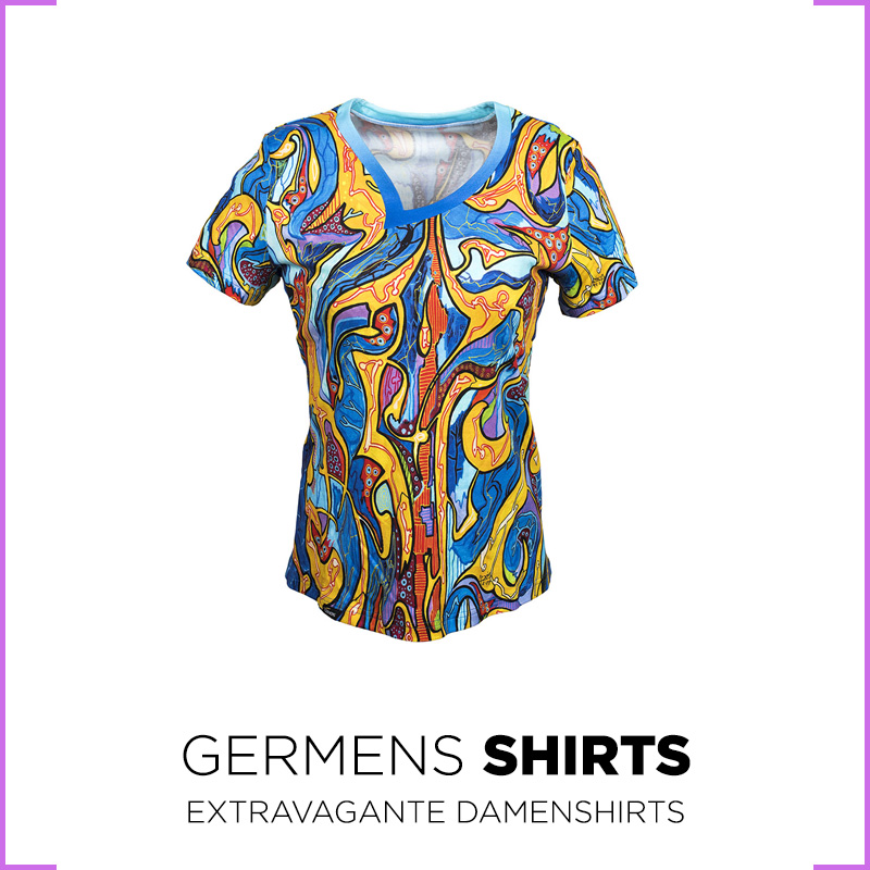 Germens Damen Shirts