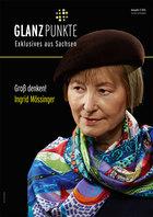 Ingrid Mössinger auf dem Magazintitel