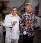 Gregor & René /// Foto: Dirk Hanus