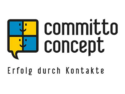 committo concept Logo