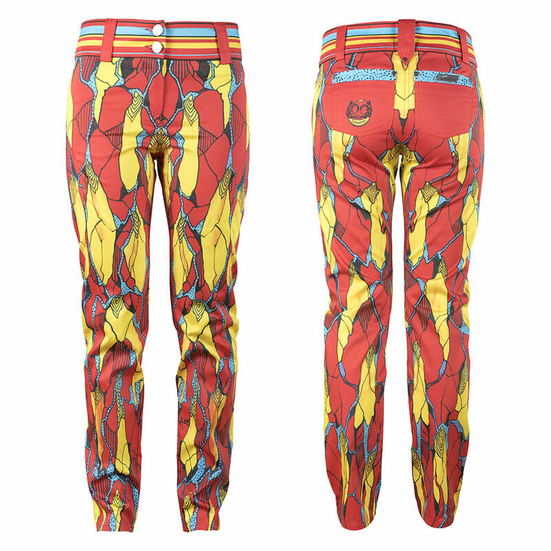 Extraordinary Women's Trousers - Ayers Rock
