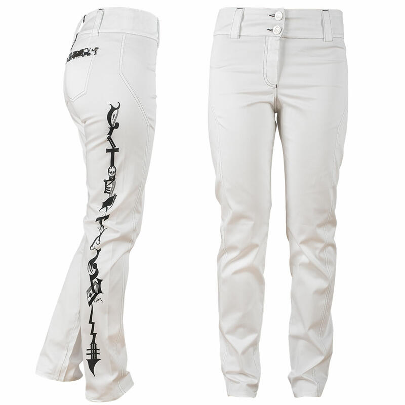 White Ladies Trousers LILLIBY by Germens
