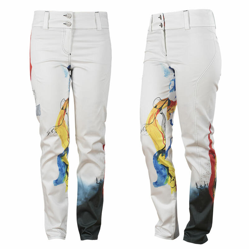 Extravagant Women's Trousers HERZBLUT by Germens