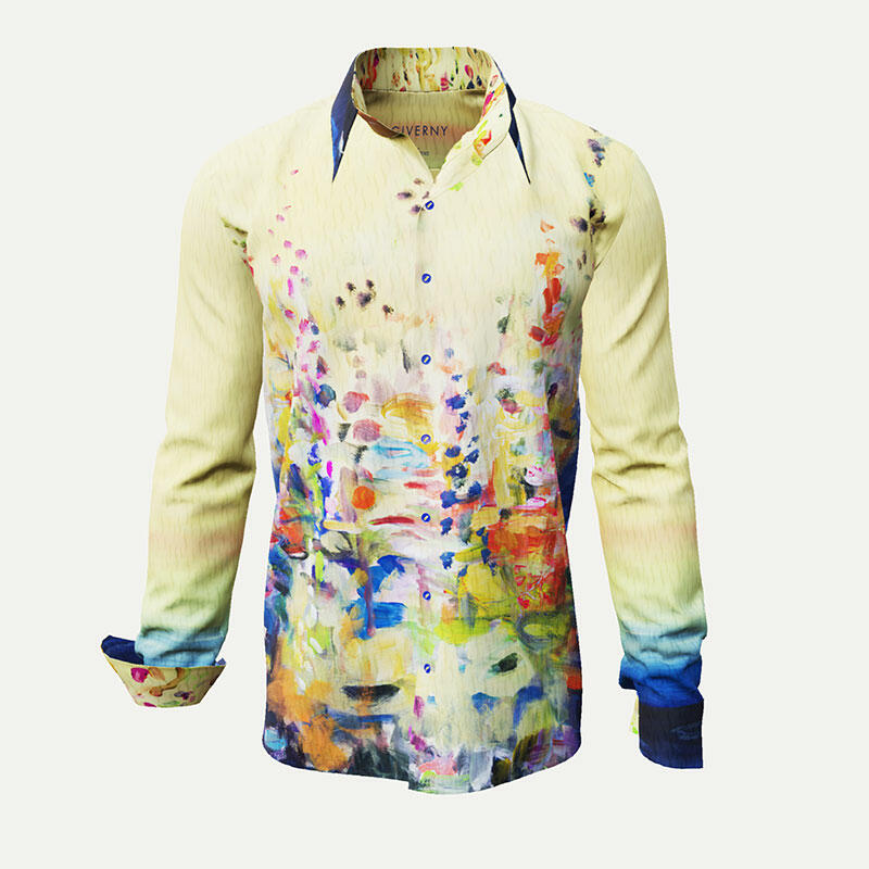 GIVERNY - The garden Monets as a shirts