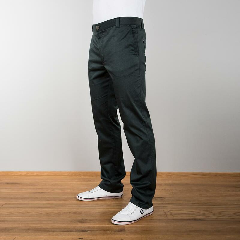 Germens black Mens trousers BLACKTIN