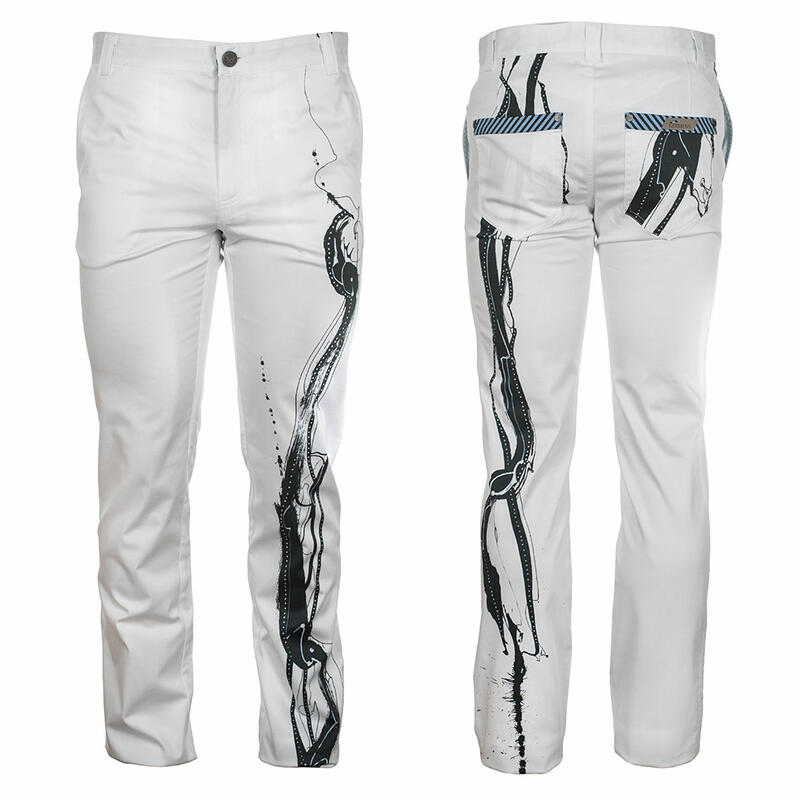 Iconic Men's trousers SNAKE by Germens