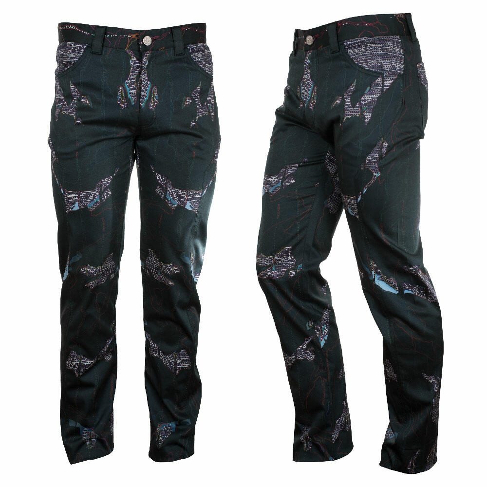 Germens dark Men's trousers NIGHTMARE