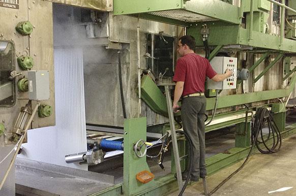 Die Textilveredelung sorgt für einen weichen Griff und angenehme Trageeigenschaften