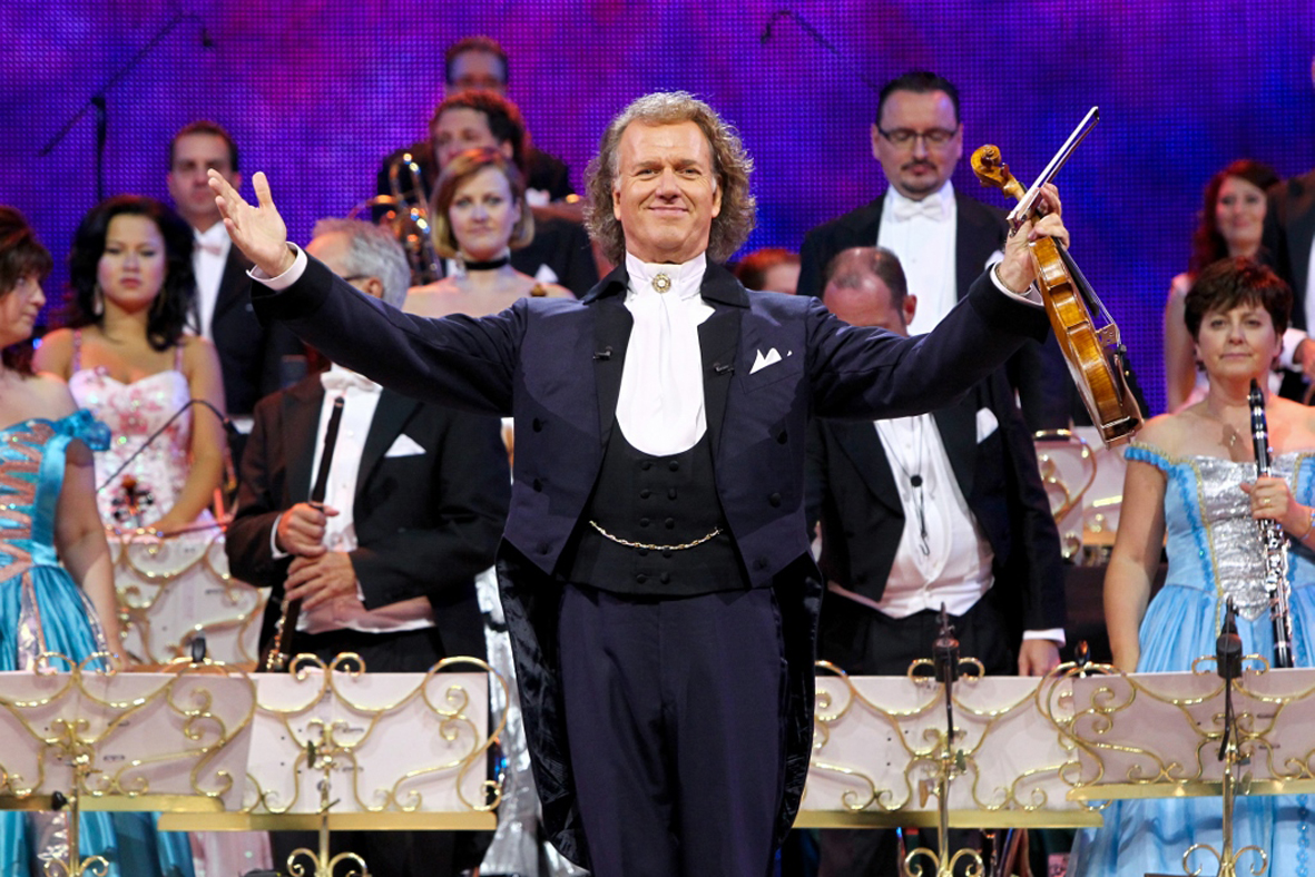 André Rieu und das Johann Strauss Orchester