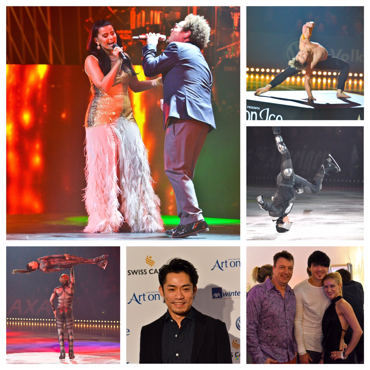 ART ON ICE 2015