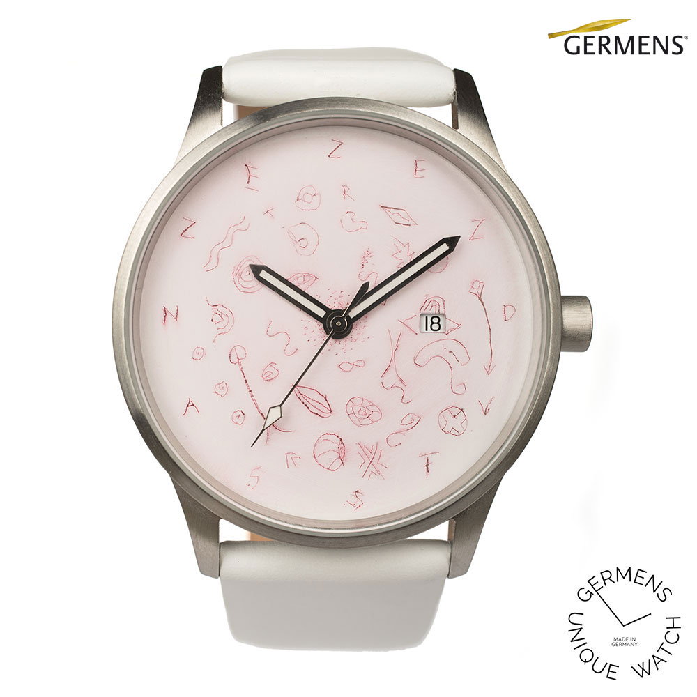 GERMENS Unique Watch ROSAALPHA