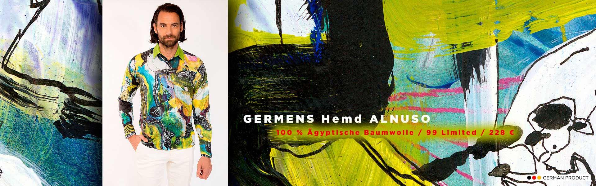 GERMENS Hemd